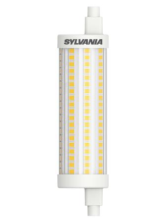 R7S 118mm SYLVANIA - LED - 330°- Dimmable - 15W