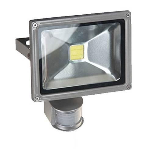 Projecteur led exterieur avec d tecteur de pr sence 20w for Projecteur led exterieur design