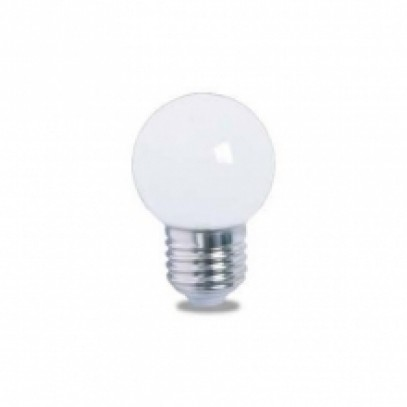 AMPOULE LED SPHERIQUE E27 - 5W - 360° - CRISTAL
