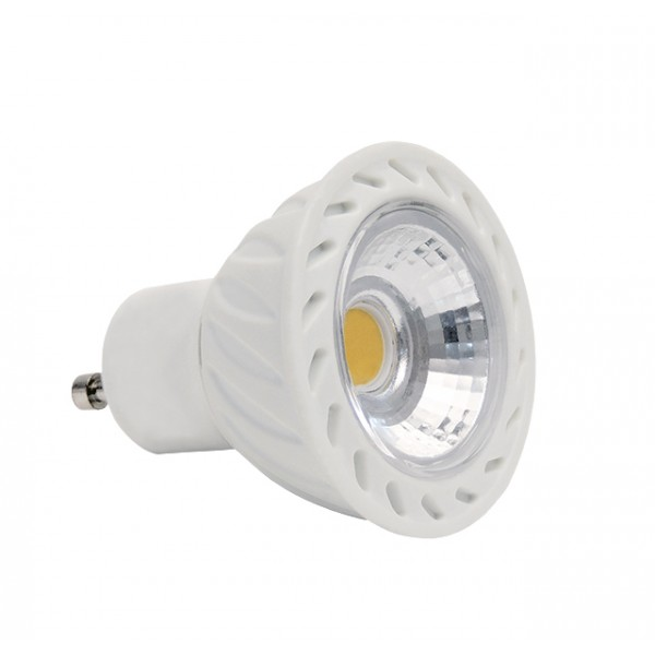 LED GU10 6W DIMMABLE - COB