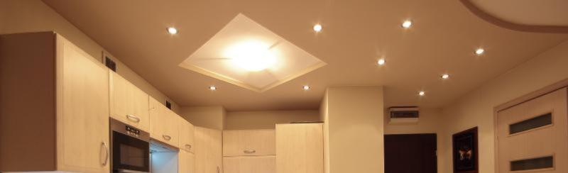 lampes led encastrables extra plates - downlight led extra plat