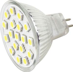 LED MR16 - 12V - DECORATION - COULEUR
