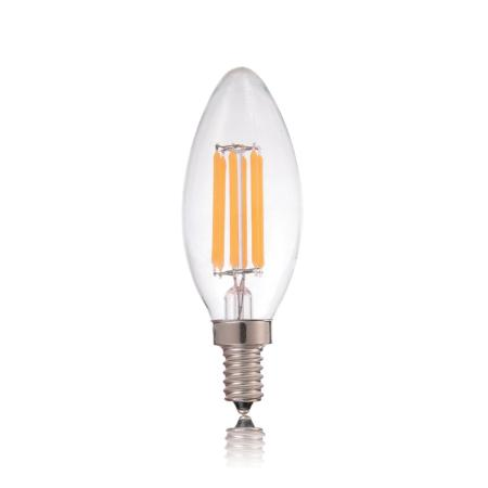 AMPOULE LED FLAMME E14 FILAMENT LED - 4W