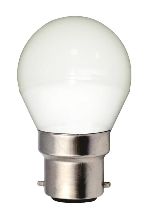 AMPOULE LED SPHERIQUE B22 - 5W