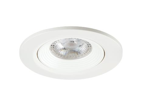 Spot led encastrable extra plat dimmable