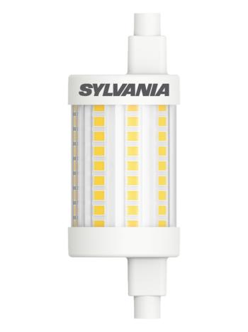 R7S 78mm SYLVANIA - LED - 330°- Dimmable - 8W